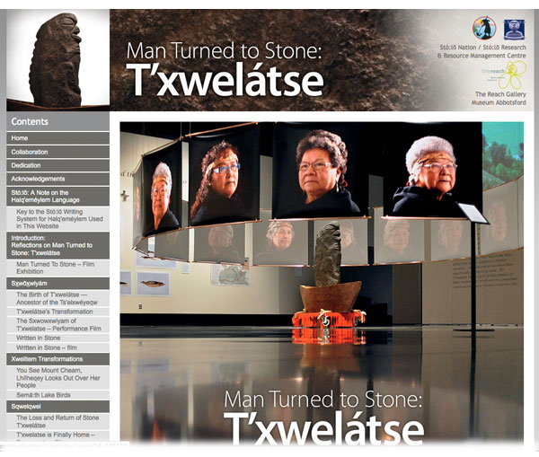 T'xwelátse website to match book